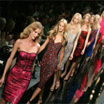 The London Fashion Week: Spring / Summer 2009