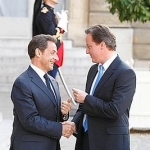 Cameron joins Sarkozy to commemorate the 18th June 1940