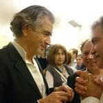 Bernard-Henri Lévy, Peshmerga and pathos
