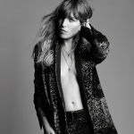 "Lou Doillon: ""the daughter of"" and ""the sister of"", but not only…"