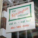 The Kensington Crêperie