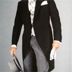 British tuxedo