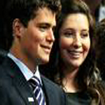 Brisol Palin and Levi Johnston