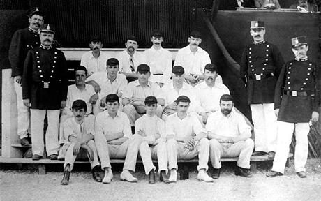 1909 English Cricket Team