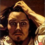 Le Horla (Cover: Autoportrait by Gustave Courbet)