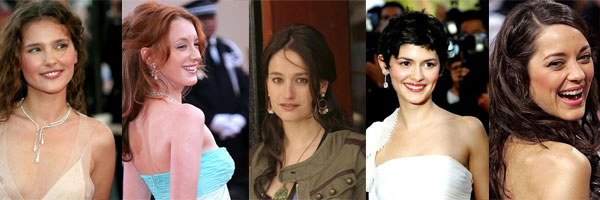 French Actresses