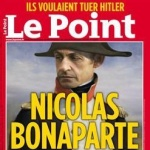 Couverture Le Point, janvier 2009.