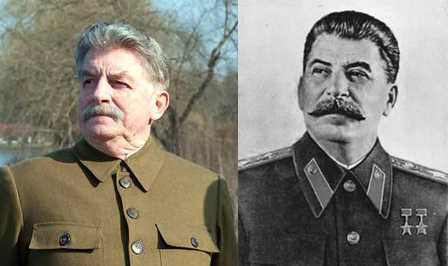 Dussolier playing Stalin : very impressive