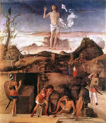 The Resurrection of Christ - Giovanni Bellini