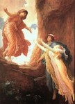 The Return of Persephone - Frederic Leighton