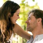 Marion Cotillard and Russel Crowe in &quot;A Good Year&quot;