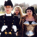 Marie Gillain, Nathalie Baye and Josianne Balasko in &quot;Absolument Fabuleux&quot;