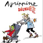 Agrippine vol 8: Déconfite, Claire Bretécher