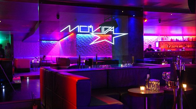 Whoever said London night clubs were not chic had not been to Movida