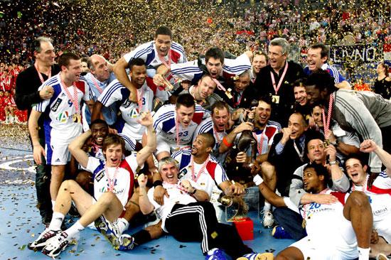 Les Experts of handball