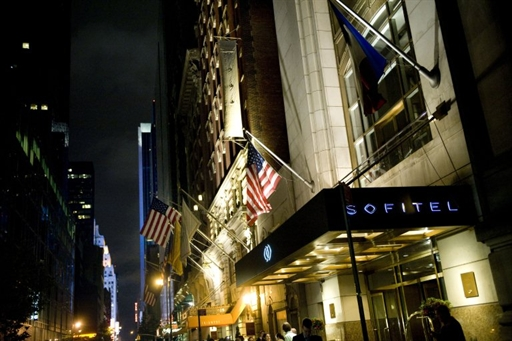 Sofitel Times Square, New York