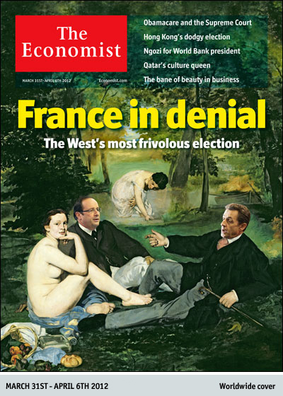 The Economist - France in denial