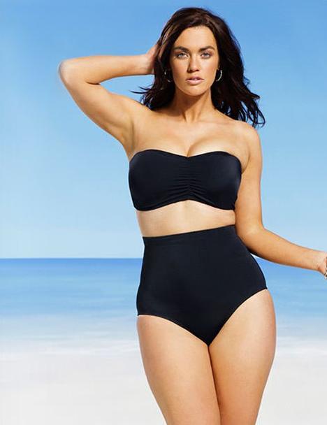 как подобрать правильно купальник большая грудь