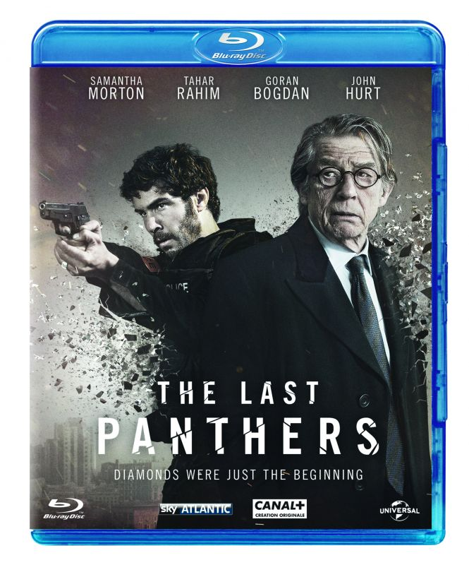 Poster of The Last Panthers