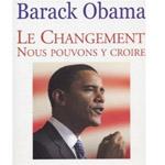 Le Changement nous pouvons y croire, Barack Obama, Odile Jacob