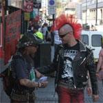 A Punk in Camden