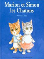 Marion et Simon les chatons, A. Krings