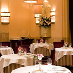 Claridge's restaurant
