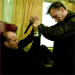 Jason Statham and Robert Knepper