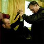 Jason Statham and Robert Knepper