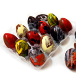 Flavoured Quails Easter Eggs