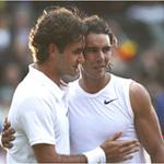 Nadal remporte Wimbledon face à Federer en 2008.