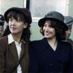 Sophie Marceau and Marie Gillain in &quot;Female Agents&quot;