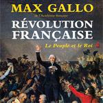 La Revolution Française Tome 1 et 2,  M. Gallo