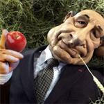 Jacques Chirac - Les Guignols de l'Info