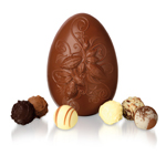Just Truffles Cocoa Pod Easter Egg