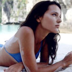"Virginie Ledoyen in ""The Beach"""
