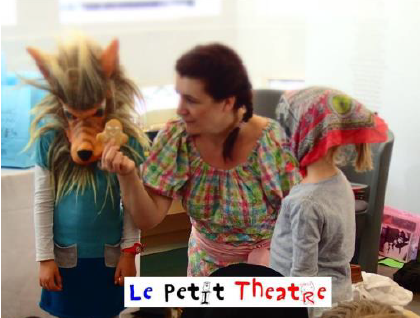 Le Petit Theatre drama classes for children