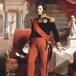 Louis Philippe 1er, dernier roi de la dynastie Bourbon-Orléans