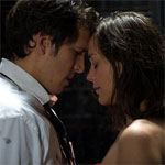 "Guillaume Canet and Marion Cotillard in ""Love me if you dare"""
