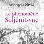 Le Phenomene Soljenitsyne, G. Nivat