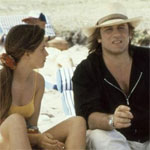 Marie Gillain and G&eacute;rard Depardieu in &quot;Mon p&egrave;re, ce h&eacute;ros&quot;
