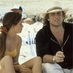 """Marie Gillain and Gérard Depardieu in """"Mon père, ce héros"""""""