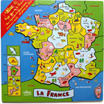 La Belle France Puzzle