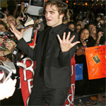 Robert Pattinson mania