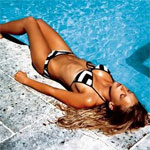 Ludivine Sagnier in &quot;Swimming Pool&quot;
