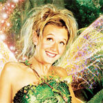 Ludivine Sagnier is Tinkerbell