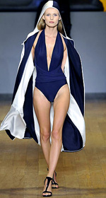 SUSANNE SWIMSUIT-Runway Collection