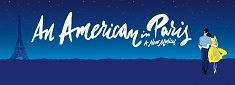 An American in Paris, the Musical in London from 4 March 2017