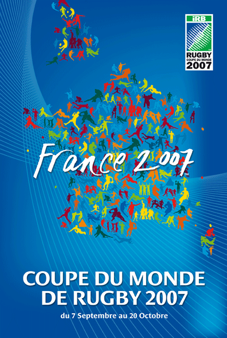 France in london coupe du monde de rugby 2007 - Coupe du monde rugby a 13 ...